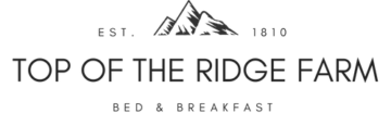 Top of the Ridge Farm Bed & Breakfast logo